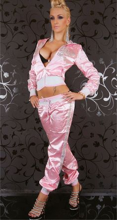 Rebelvision - SEXY REDIAL TRACKSUIT BABY PINK, $69.99 (http://www.rebelvisiononline.com/sexy-redial-tracksuit-baby-pink/)
