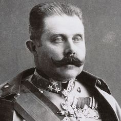 Archduke Franz Ferdinand of Austria-Hungary