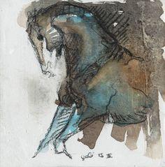 Equine Nude 87, Benedicte Gele