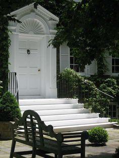 Everhart, Lovettsville, Virginia, 1815 and later. Photo: Matthews House and Garden.