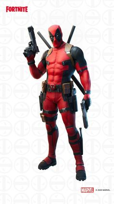 Deadpool Skin, Deadpool Pictures, Arte Nerd, The Shield Wwe, Famous Youtubers, Best Gaming Wallpapers, Big Battle, Epic Games Fortnite, New Skin