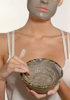 Lemon and Egg Facial   Have red splotchiness on your face? Soothe both symptoms away easily by mixing together one egg yolk and the juice of one lemon into a paste. Cover your face with it and leave it on overnight. If this seems like too much work, leave it on your face for an hour. You might not get the optimal results with this amount of time, but you will see a difference. (not mask pictured)