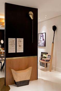 Casa Cor São Paulo 2014 | Projeto de Ari Lyra – ambiente  Loft para Ser Feliz #interiordesign #architecture