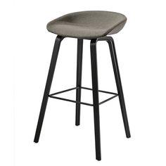 AAS33 坐墊木腳吧台椅by HAY_吧台椅 Bar Stool_椅凳 Stool_Loft29 Collection Lifestyle & Design Store 全方位設計生活提案