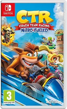 Are you interested in upcoming Nintendo Switch portable console video games? If so, this is the right place for the Nintendo Switch Handheld Console. Take a look to the related page of Crash Team Racing Nitro-Fueled Remaster for Nintendo Switch Nintendo Mario Kart, Mario Kart 8, Nintendo Switch Games, Crash Team Racing, Kart Racing, Crash Bandicoot, Karting, Donkey Kong, Overwatch