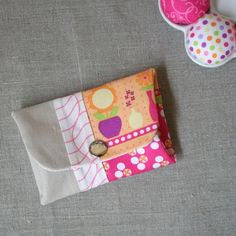 Snappy Coin Purse Tutorial by Rashida Coleman-Hale