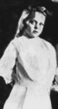 Constance Miriam West was born 1907, Bristol & the daughter of Edwy Arthur & Ada Mary West. The family, including her sister Barbara, boarded the Titanic at Southampton as 2nd class passengers. All but her father survived the sinking & they returned to England on the Celtic. She remained in Cornwall for the rest of her life and died in Penzance, Cornwall in 1963.
