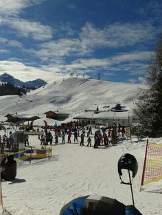 Ski holiday. Lofer Austria