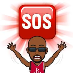 HOUSTON, WE HAVE A PROBLEM!!! MAYDAY, MAYDAY, OVER, WE ARE OUT OF FUEL, WE ARE GOING DOWN, The Golden State Warriors even the series 3-3 games a piece and ground the Rockets 🚀 115 to 85.  #WinOrGoHome #RunAsOne #HTown  #Game7 Mayday Mayday, Rockets Basketball, New Orleans Pelicans, Game 7, H Town, Golden State Warriors, Series 3, Houston