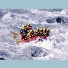 White water rafting- austria