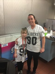 Check out these Raiders twinsies @ Marlowe Elementary