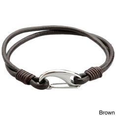 Stainless Steel and Men's 8-inch Bracelet                                                                                                                                                                                 More