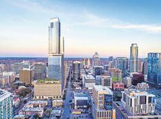 The rise of Austin's new tallest building Outdoor Yoga, Indoor Outdoor, Fitness Facilities, Extended Stay, Pent House, Luxury Apartments, Rooftop, San Francisco Skyline, Skyscraper