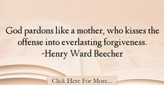 Henry Ward Beecher Quotes About God - 28179