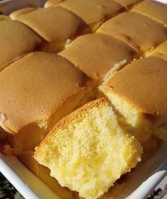 Sponge Recipe, Greek Sweets, Food Gallery, Cooking Cake, Pizza Hut, Dessert Recipes, Desserts, Sweet Life, Cornbread