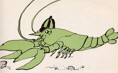 The Clambake Mutiny - written by Jerome Beatty, Jr., illustrated by Tomi Ungerer (1964).