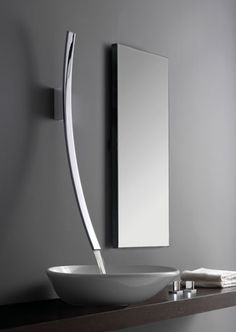Luna Bathroom collection from Graff