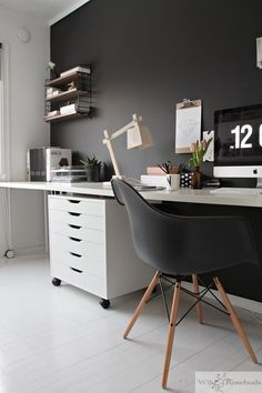 Wildrosebuds.com: Office Inspiration