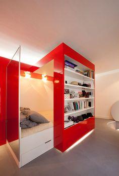 Amazing Bedroom Design Solutions | InteriorHolic.com