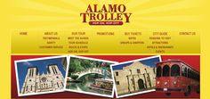 Alamo Trolley the San Antonio trolley tour, FREE COUPONS