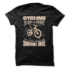 Awesome Cycling Shirt #sunfrogshirt