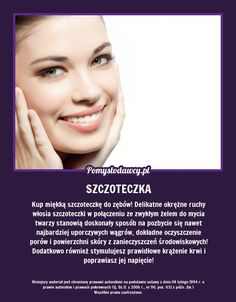 NIEZWYKŁY TRIK NA PIĘKNĄ SKÓRĘ TWARZY KTÓREGO NA 99% NIE ZNASZ! Cosmetic Treatments, Natural Cosmetics, Good Advice, Home Remedies, Healthy Life, Fun Facts, Life Hacks, Beauty Hacks, Hair Beauty