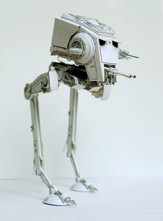 Papercraft AT-ST