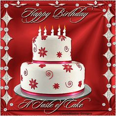 A Taste Of Cake, Happy Birthday cake birthday happy birthday birthday quotes happy birthday quotes happy birthday images happy birthday gifs birthday images birthday gif Happy Birthday Cake Hd, Happy Birthday Celebration, Happy Birthday Flower, Happy Birthday Pictures, Happy Birthday Messages, Happy Birthday Greetings, Birthday Fun, Birthday Blessings, Birthday Wishes