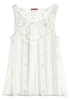 This + a pair of bright colored shorts = perfect summer outift!