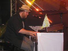 Jeff Heisholt of the Trews.  Sudbury Events Centre, Sudbury, ON Dec. 13/14
