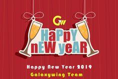 Happy New Year 2019, Festivals, Wings, Decor, Decoration, Decorating, Dekorasyon, Feathers, Dekoration
