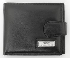 New Armani bifold Wallet