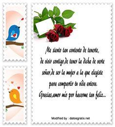 originales mensajes de romànticos para mi esposo con imágenes gratis,buscar pensamientos de amor para mi esposo:  http://www.datosgratis.net/dedicatorias-de-amor-para-mi-esposo/