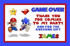 7. Thank You Cards