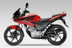 Honda CBF 125 (red). My bf is getting this as his first bike either as a used 2014 or as a new 2015. So this will also be the bike that I will be learning on once I get to that point <3