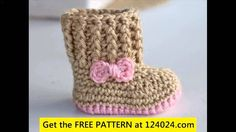 crochet baby booties for sale