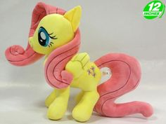 My Little Pony Fluttershy Plush Doll POPL8003