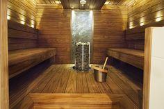 Valaistus koristekivi Cariitin kuituvaloilla. Radiata 140mm puuosat