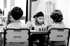 https://flic.kr/p/tTzhkb   Visual Pressing   Pris lors du tournoi Schlak, Ecole Elementaire Le Vau, Paris, 20eme arrdt.