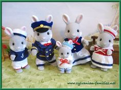 Sylvanian families rabbit family