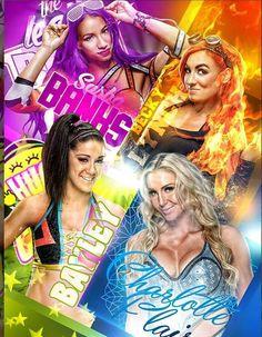 WWE Four Horsewomen