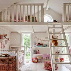 Loft spaces for kids house mezzanine bedroom, kids room, lof