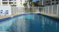 Olympus Beachfront Apartments Gold Coast With an amazing beachfront location at Surfers Paradise and 180-degree views of the Pacific Ocean, the fully self-contained Olympus Beachfront Apartments offer home comforts and hotel amenities.