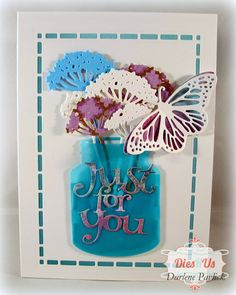 Dar's Crafty Creations: DRU - Just for You!