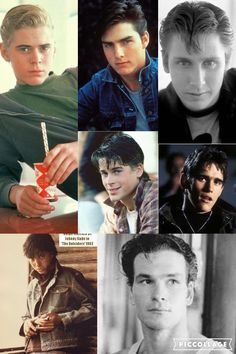 The Outsiders Preferences - You become friends - Wattpad