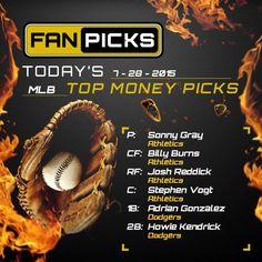 Fantasy Baseball Picks