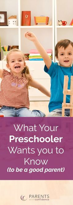 Learn about your preschoolers development and how it impacts their behaviors.