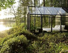 Kekkilä Green Shed. By Linda Bergroth & Ville Hara Architects Located in…