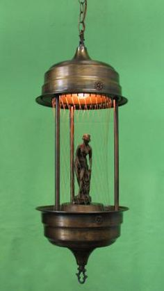 My Grandmother Had One Of These Rain Lamp