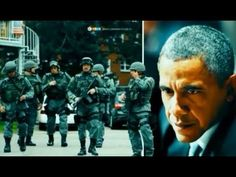 Breaking: Obama Planned Martial Law On Election Day But Choked - YouTube